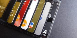 Carte bleue paiement